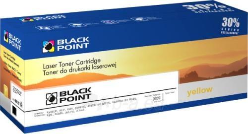 Toneris Black Point LCBPLC540Y | yellow | 2000 pp. | Lexmark C540H1YG Paveikslėlis 1 iš 1 310820044554
