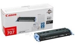 Toneris Canon 707BK black   LBP-5000 Paveikslėlis 1 iš 1 2502560201025