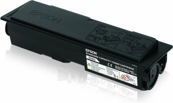 Toneris Epson black|standard capacity|return|3000psl|AcuLaser MX20/M2400/M2300 Paveikslėlis 1 iš 1 2502560202158