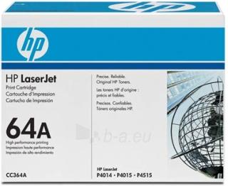 Toneris HP black | 10000psl | LaserJet P4015/P4014/P4515 Paveikslėlis 1 iš 1 310820048551