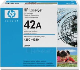 Toneris HP black   10000psl   LaserJet4250/4350 Paveikslėlis 1 iš 1 2502560201218