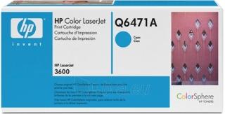 Toneris HP cyan | 4000psl | CLJ3600 Paveikslėlis 1 iš 1 310820044394