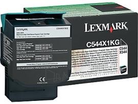 Toneris Lexmark black | 6000pgs | C544dn/C544dtn/C544dw/C544n/X544dn/X544dtn/X5. Paveikslėlis 1 iš 1 2502560201286