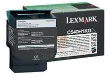 Toneris Lexmark black | return | 2500pgs | C54x Paveikslėlis 1 iš 1 2502560201296