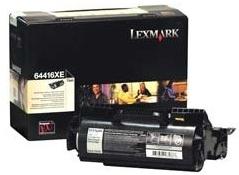Toneris Lexmark black | return | 32000pgs | T644 Paveikslėlis 1 iš 1 2502560201301