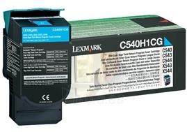 Toneris Lexmark cyan | return | 2000pgs | C54x Paveikslėlis 1 iš 1 2502560201320