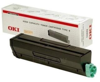 Toneris OKI black | 2500lap. | B4100/4200/4250/4300/4350 Paveikslėlis 1 iš 1 2502560202174