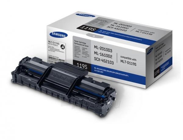 Toneris Samsung black | 2000 str | ML-1610/ML-2010/2510/2570/2571N/SCX-4321/4521 Paveikslėlis 1 iš 3 2502560201698