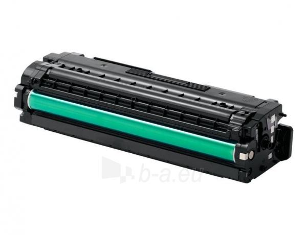 Toneris Samsung black CLT-K506S 2000str Paveikslėlis 1 iš 3 2502560201693