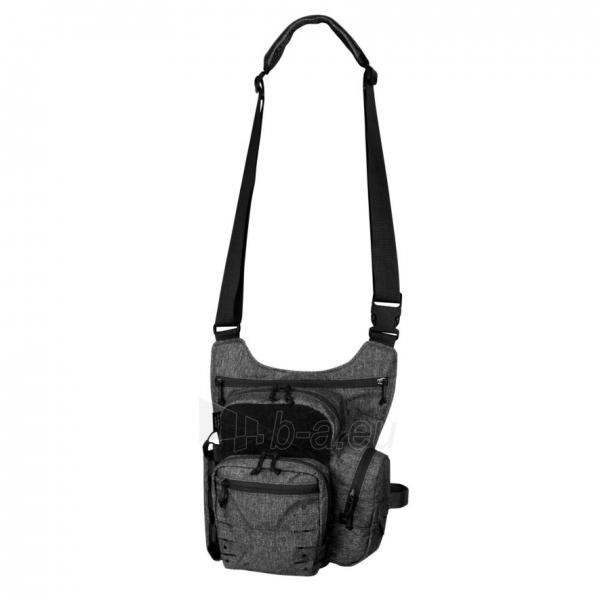 Torba EDC Side Bag® Helikon Nylon czarny melanż Paveikslėlis 1 iš 1 310820208808