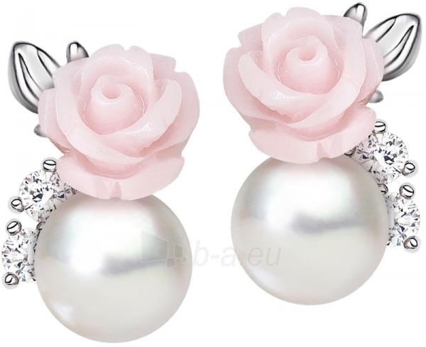 Toscow earrings La Vie en Rose OE-02317612-W-FP Paveikslėlis 1 iš 1 310820026705