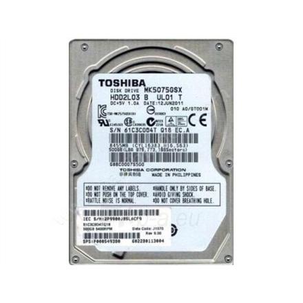 Toshiba 2.5'' Internal 1TB SATA 5400RPM 8MB HDD Paveikslėlis 1 iš 1 250255510746