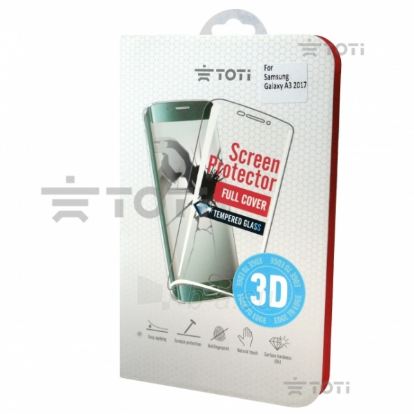 Toti ekrano lipdukas TEMPERED glass for Samsung Galaxy S7 Edge G935 Paveikslėlis 1 iš 1 310820025774