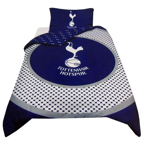 Tottenham Hotspur F.C. dvipusės patalynės komplektas Paveikslėlis 1 iš 3 251009000929