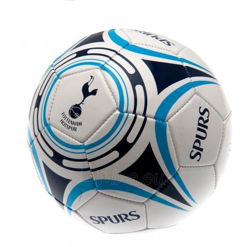 Tottenham Hotspur F.C. futbolo kamuolys (Balta-mėlyna) Paveikslėlis 1 iš 4 251009001494