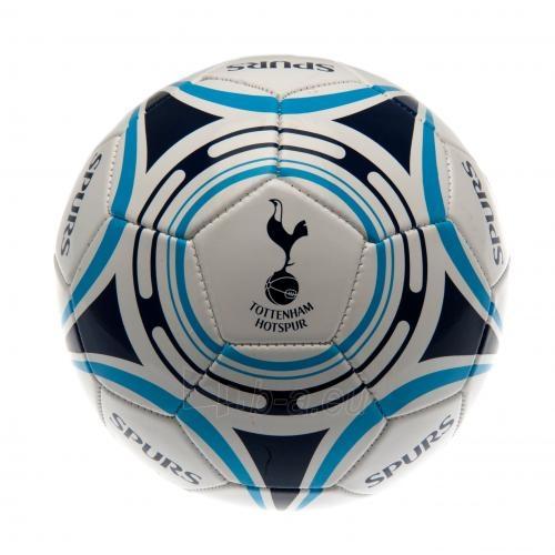 Tottenham Hotspur F.C. futbolo kamuolys (Balta-mėlyna) Paveikslėlis 4 iš 4 251009001494