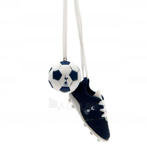Tottenham hotspur F.C. pakabinama mini batelis ir kamuolys Paveikslėlis 1 iš 3 251009000970