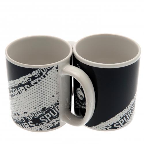 Tottenham Hotspur F.C. puodelis (Juodas su Logotipas) Paveikslėlis 1 iš 6 251009001358