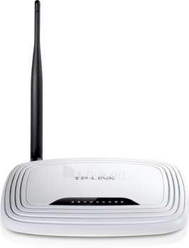 TP-LINK 150M WLAN Lite-N-Router Paveikslėlis 1 iš 1 250257200428