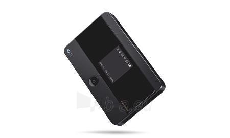 TP-Link M7350 4G LTE Mobile Wi-Fi, SIM slot, micro SD slot, 150Mb/s 2,4/5GHz Paveikslėlis 1 iš 5 250257100633