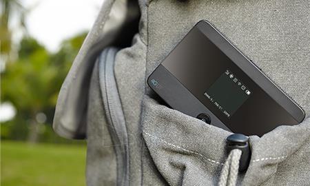 TP-Link M7350 4G LTE Mobile Wi-Fi, SIM slot, micro SD slot, 150Mb/s 2,4/5GHz Paveikslėlis 4 iš 5 250257100633