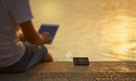 TP-Link M7350 4G LTE Mobile Wi-Fi, SIM slot, micro SD slot, 150Mb/s 2,4/5GHz Paveikslėlis 5 iš 5 250257100633