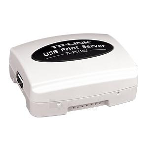 TP-Link TL-PS110U spausdinimo serveris 1xUSB, 1xRJ-45 Paveikslėlis 1 iš 1 310820044605
