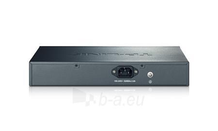 TP-Link TL-SG1008PE Gigabit PoE+ switch, 8x10/100/1000, 124W, 13 steel case Paveikslėlis 2 iš 2 250257501269