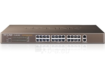 TP-Link TL-SL1226 24-Port 10/100Mbps 2-Port Gigabit Switch Paveikslėlis 1 iš 1 250257501241