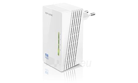 TP-Link TL-WPA4220 300Mbps AV500 WiFi Powerline Extender (Twin Pack) Paveikslėlis 2 iš 3 250257600900