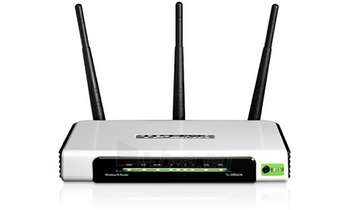 TP-LINK WIRELESS 300M 11N ROUTER (3T/3R) Paveikslėlis 1 iš 1 250257200443