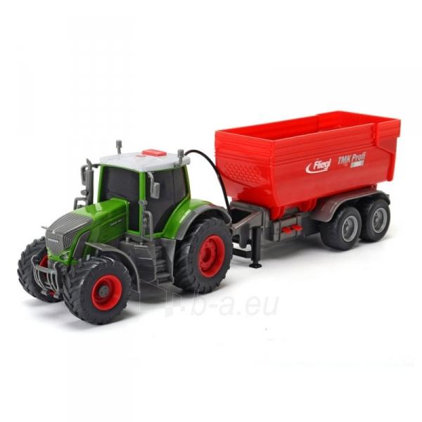 Traktorius su priekaba   41 cm   Dickie Paveikslėlis 1 iš 4 310820157130