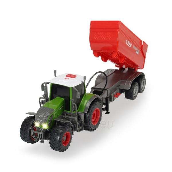 Traktorius su priekaba   41 cm   Dickie Paveikslėlis 4 iš 4 310820157130