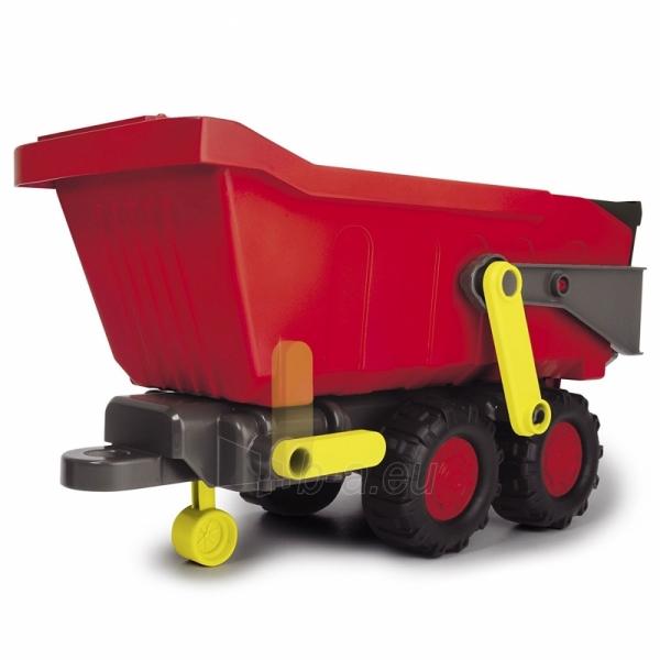 Traktorius su priekaba | Happy Farm Trailer | Dickie Paveikslėlis 9 iš 9 310820157131