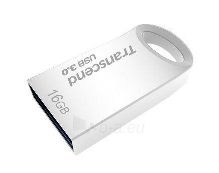 Transcend memory USB Jetflash 710s 16GB (Silver) USB 3.0 Water/shock/dust proof Paveikslėlis 1 iš 2 250255123064