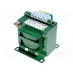 Transformatorius 160VA, 230/12V, 13,3A, skirtas elektroninių prietaisų maitinimo sistemoms, Breve TMM 160/A230/12V/13,3A Paveikslėlis 1 iš 1 223851000118
