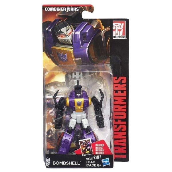 Transformeris B1181 / B0971 Hasbro Transformers Generations Combiner Wars Legend Class - Bombshell Figure Paveikslėlis 1 iš 1 310820136660