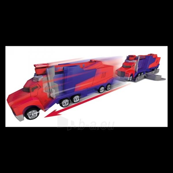 Transformeris Mission Racer Optimus Prime Paveikslėlis 2 iš 2 310820094123