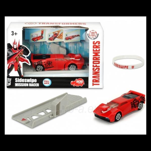 Transformeris Mission Racer Sideswipe Paveikslėlis 1 iš 2 310820094122