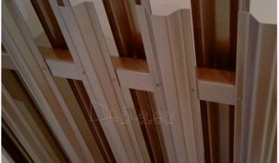 Vertikalus Omega profilio segmentas 19x1700x2000 LX Paveikslėlis 1 iš 2 239311000024