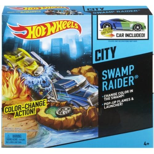 Hot Wheels City Swamp Raider
