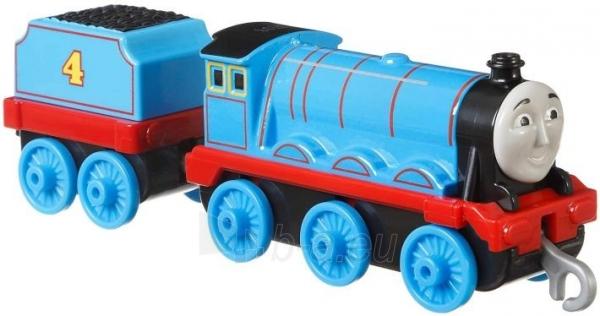 Traukinukas FXX22 / GCK94 Fisher Price Thomas & Friends Large locomotive Trackmaster Edward MATTEL Paveikslėlis 1 iš 3 310820249519