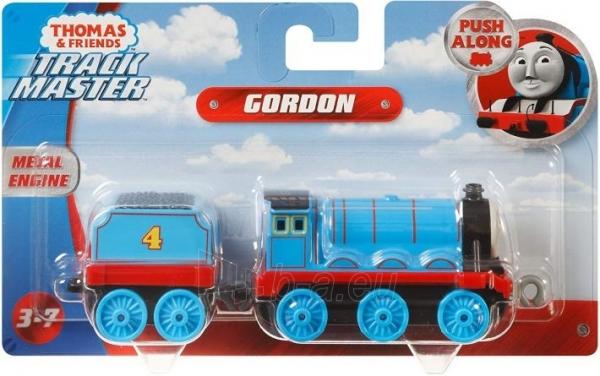Traukinukas FXX22 / GCK94 Fisher Price Thomas & Friends Large locomotive Trackmaster Edward MATTEL Paveikslėlis 2 iš 3 310820249519