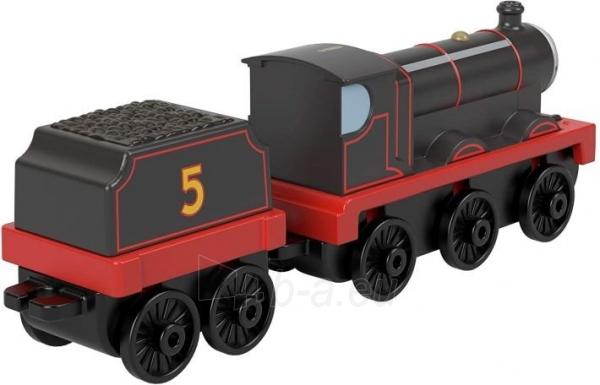 Traukinukas GHK69 / GCK94 Thomas & Friends James - Figura decorativa, diseño de Thomas y sus amigos MATTEL Paveikslėlis 3 iš 3 310820249518