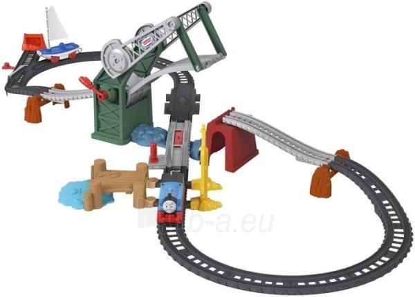 Traukinukas GWX09 Thomas & Friends Bridge Lift Thomas & Skiff Paveikslėlis 4 iš 6 310820249566