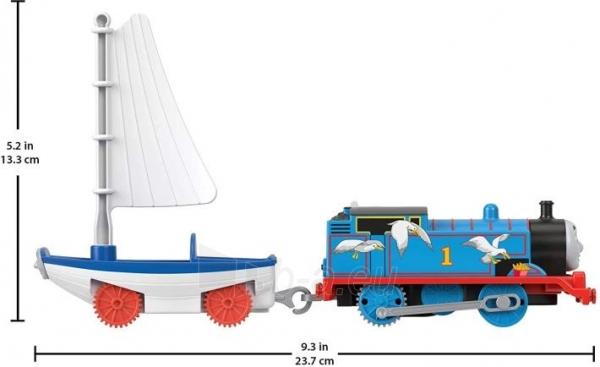 Traukinukas GWX09 Thomas & Friends Bridge Lift Thomas & Skiff Paveikslėlis 6 iš 6 310820249566