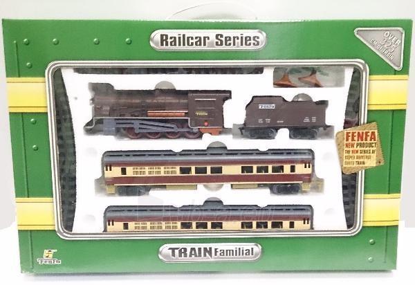 Traukinys Детский поезд 1601 Railcar Series 325 cm 1:87 Paveikslėlis 1 iš 1 30006900015