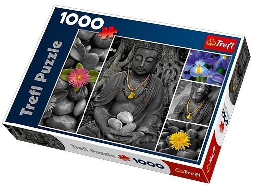 Trefl 10321 Puzzle Buddah 1000 det. Paveikslėlis 1 iš 1 250710100238