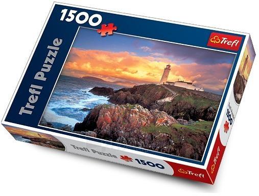 Trefl 26053 Puzzle Fanad Head Lighthouse , Ireland 1500 det. Paveikslėlis 1 iš 1 250710100247