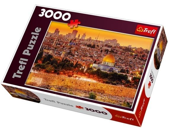 Trefl 33032 Puzzle The roofs 3000 det. Paveikslėlis 2 iš 2 250710100255